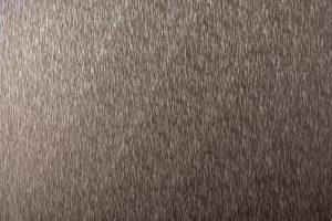 elektrogefärbtes Roofinox Dura in Rotgold, metallisch farbschimmerndes HFX Edelstahl