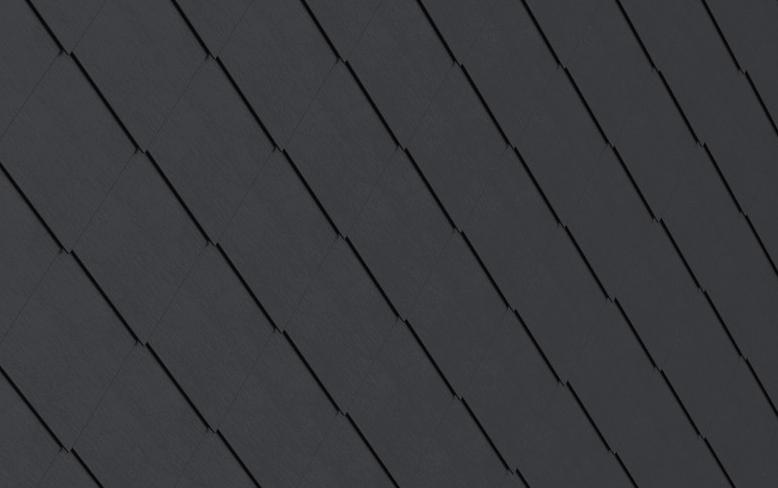 Oberfläche von Roofinox Tartan, Schuppenartige Erscheinung