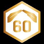 60 Jahre Garantie