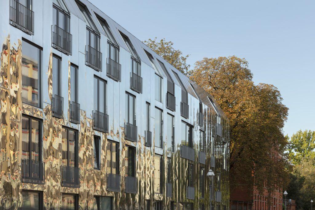 H6 Berlin Chroma Fassade