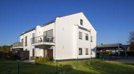 Roofinox Classic Dach mit Falztechnik in Geisenhausen, Deutschland