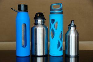 Edelstahl Wasserflaschen