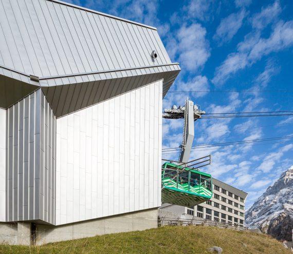 Säntis Talstation und Hotel Schwägalp