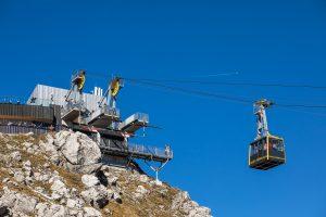 Nebelhornbahn mit Roofinox