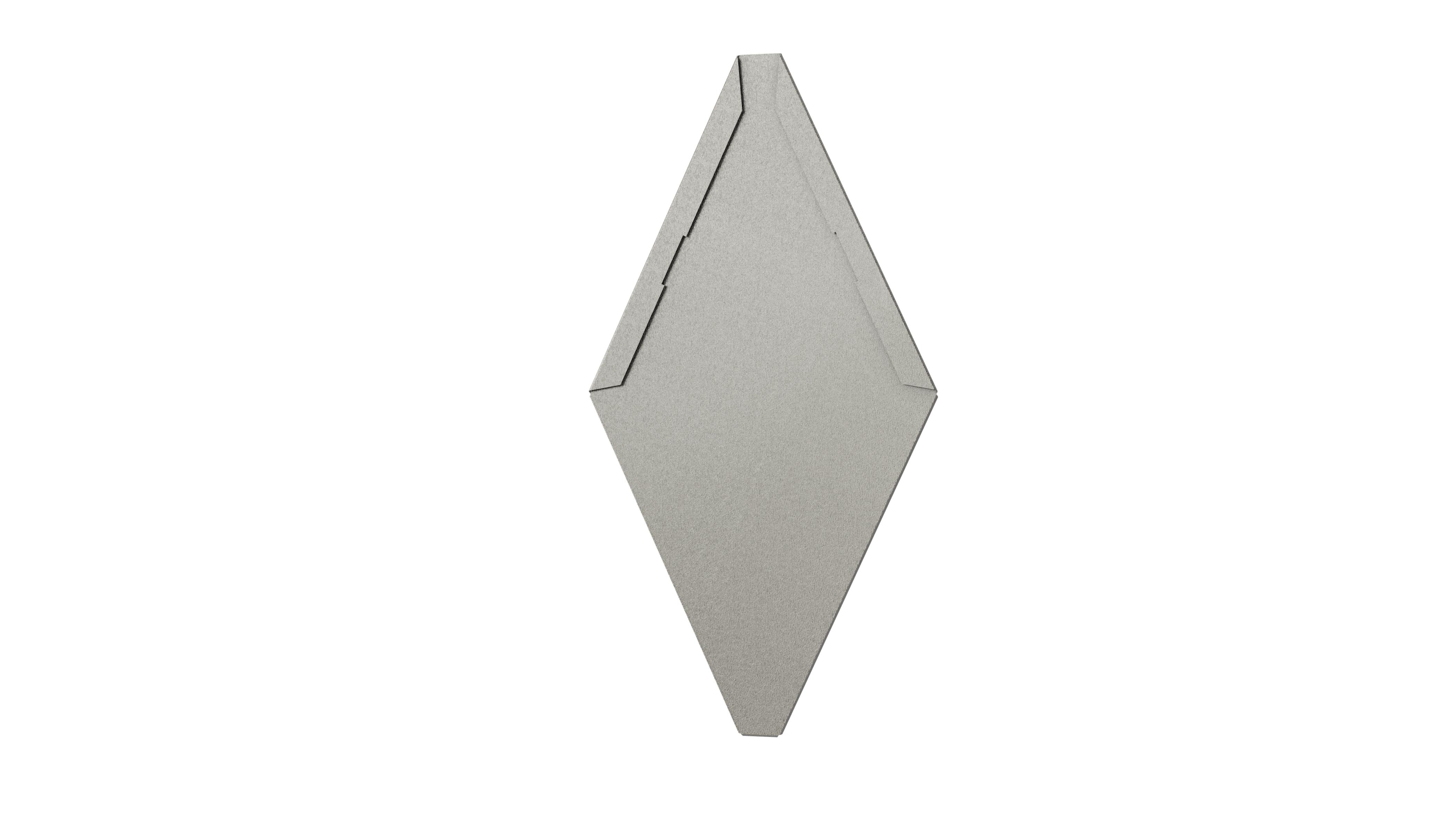 Spitzraute für einzigartige Fassaden
