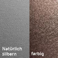 gefärbter Edelstahl