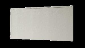 Grid Rechteckschindel im Großformat aus HFX Edelstahl