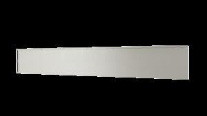 großflächige Fassadenverkleidungen aus HFX Edelstahl