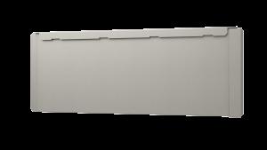 Matador Dachplatte aus HFX Edelstahl