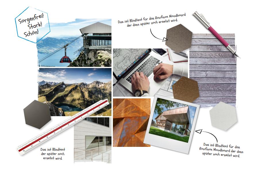 Ideen für Dach und Fassade
