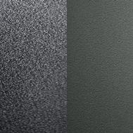 brilliant or matte surfaces