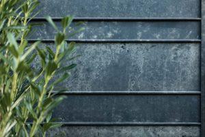 marmorierte Fassaden