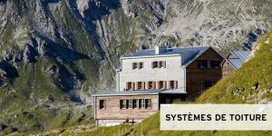 systeme de toiture