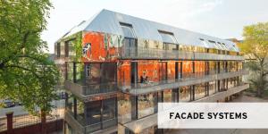 Roofinox facade systems